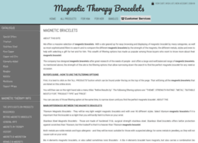 magnetic-therapy-bracelets.com