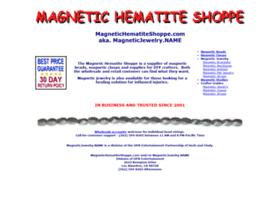 magnetichematiteshoppe.com