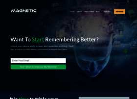 magneticmemorymethod.com