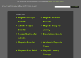 magneticnecklacestyles.com