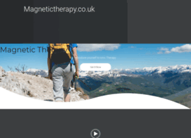 magnetictherapy.co.uk