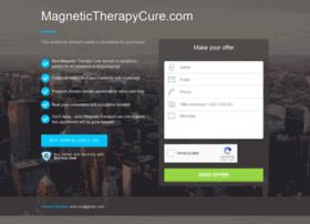 magnetictherapycure.com