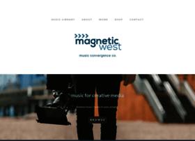 magneticwestmusic.com