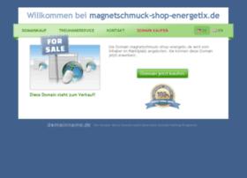 magnetschmuck-shop-energetix.de