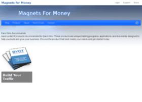 magnetsformoney.com