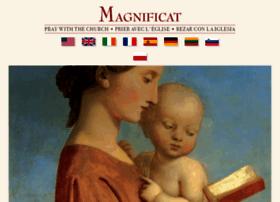 magnificat.net