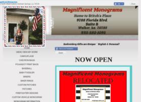 magnificentmonograms.com