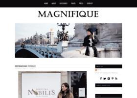 magnifiqueblog.com