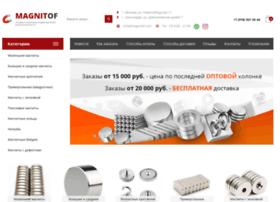 magnitof.com