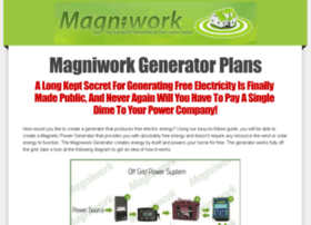 magniworkplans.com
