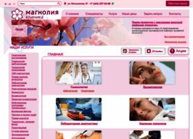 magnolia-clinic.ru
