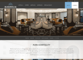 magnoliahotelsmarketing.com