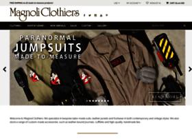 magnoliclothiers.com