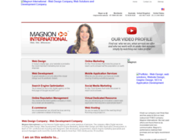 magnoninternational.com