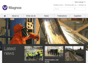 magnoxsites.co.uk