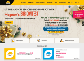 magnum4d.com.my