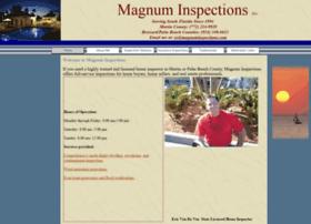 magnuminspections.com