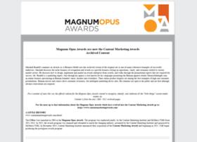 Magnumopusawards.com