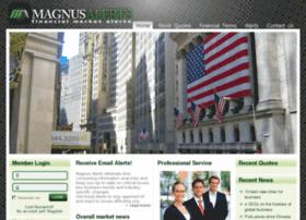 magnusalerts.com