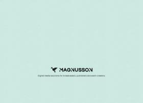 magnussonmedia.com