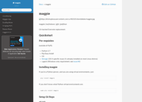 magpie-notes.readthedocs.org
