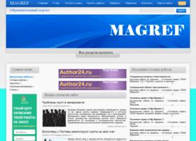 magref.ru