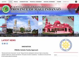 maguindanao.gov.ph