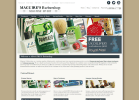 maguiresbarbershop.co.uk