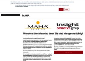 maha-cosmetics.com