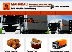 mahabalipackers.com