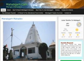 mahabgarh.com