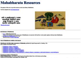 mahabharata-resources.org