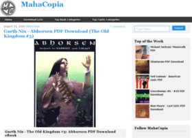 mahacopia.blogspot.in