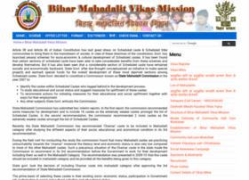 mahadalitmission.org