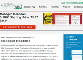 mahagunmeadows.org.in