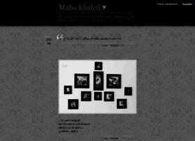 mahakhled12.tumblr.com