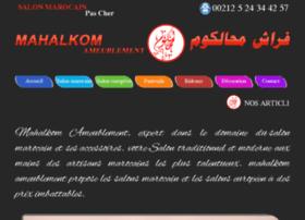 mahalkom-ameublement.com