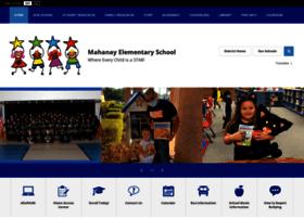 mahanay.aliefisd.net