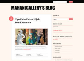 mahanigallery.wordpress.com