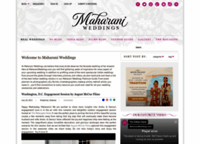 maharaniweddings.com