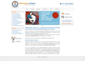 maharashtrainfotech.com