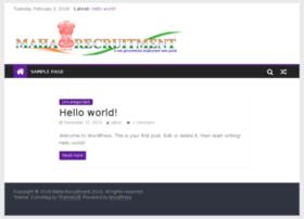 maharecruitment.com