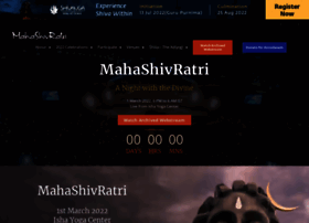 mahashivarathri.org