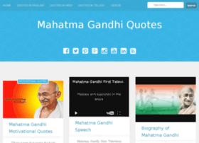 mahatmagandhiquotes.com