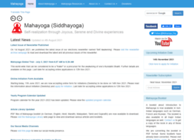 mahayoga.org