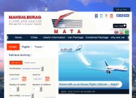 mahdalburaq.com