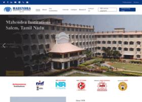 mahendra.org
