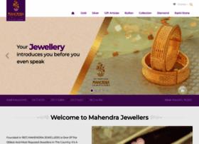 mahendrajewellers.com