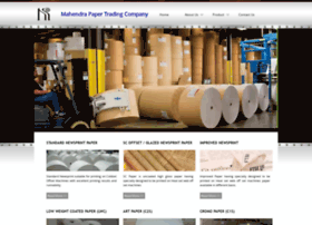 mahendrapaper.com