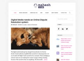 mahesh.com
